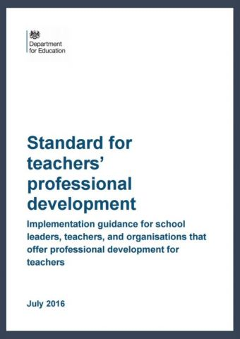 Putting robust research at the head of education policy, professional development and classroom practice