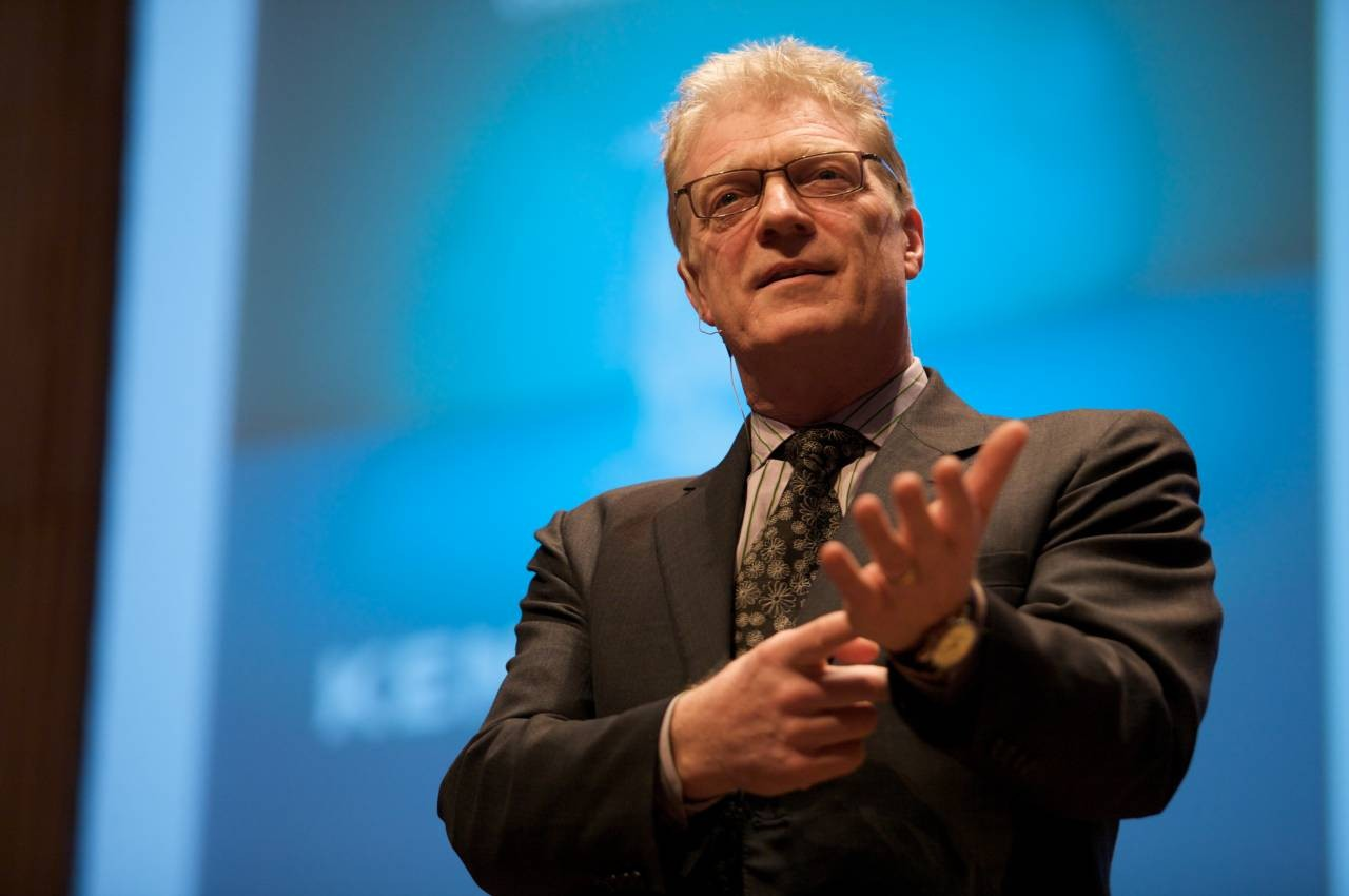 A beginner's guide to Sir Ken Robinson